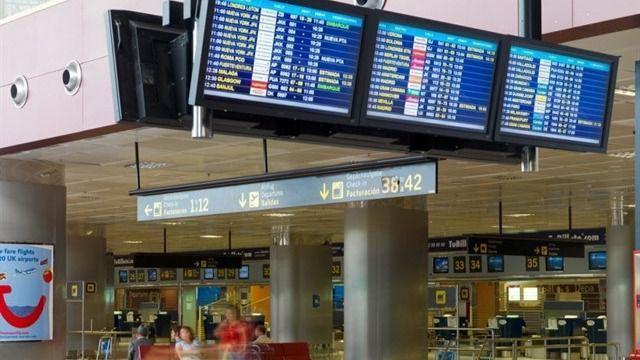 Los aeropuertos canarios registran 41,1 millones de pasajeros hasta noviembre