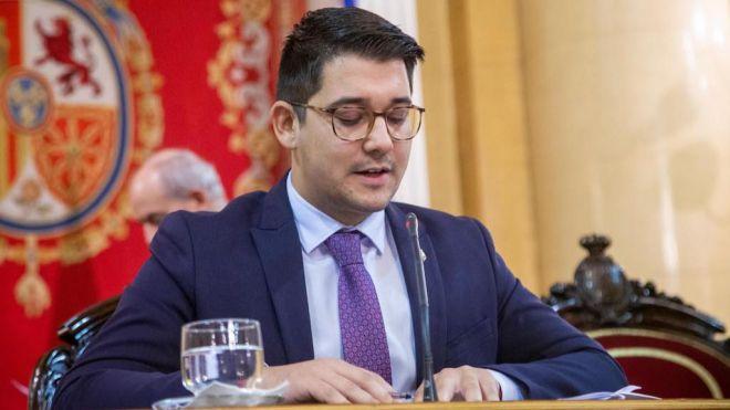 """Fabián Chinea reclama que el Ministerio de Transición Ecológica se sume al proyecto """"La Gomera, 100% sostenible"""""""