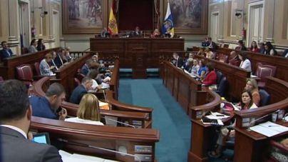El Parlamento aprueba por unanimidad que las RUP queden exentas de la tasa al queroseno