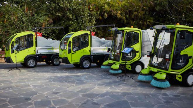 Santa Cruz de Tenerife renueva toda su flota de recogida de residuos y de limpieza