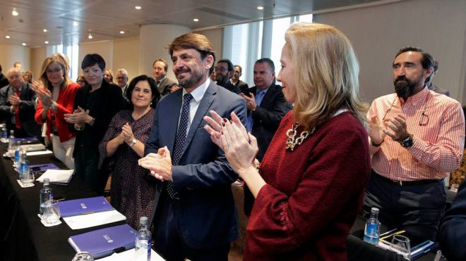 Jorge Marichal, nuevo presidente de la patronal hotelera
