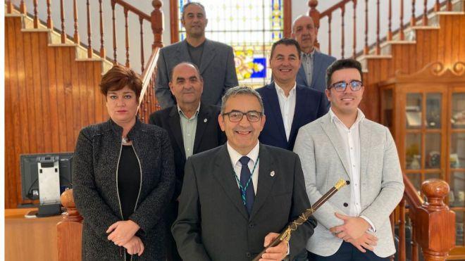 Repartidas las áreas del nuevo Gobierno de Arico