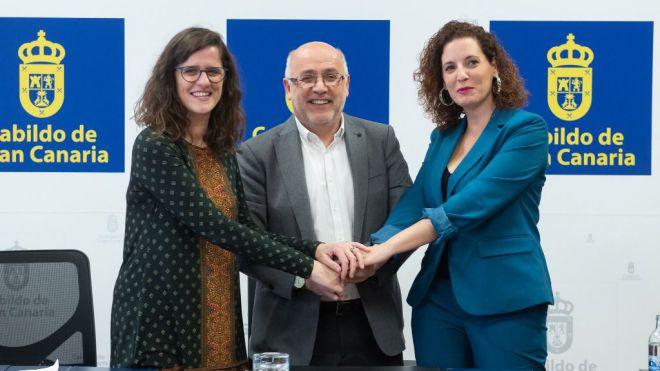 La Atención de Víctimas de Violencia de Género de Gran Canaria contará con 18,4 millones de euros en cuatro años