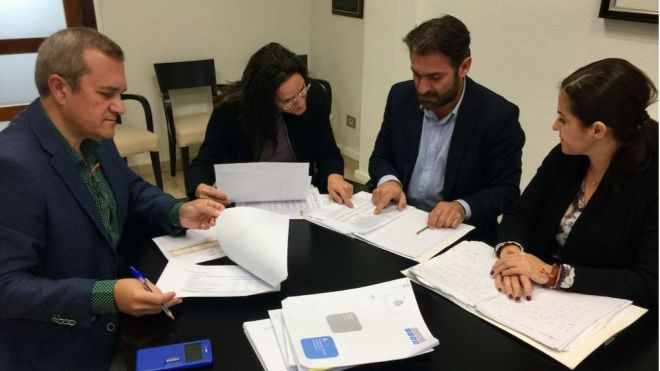 PP denuncia que el presupuesto del Cabildo desciende en casi un 36% la inversión en saneamiento en la Isla