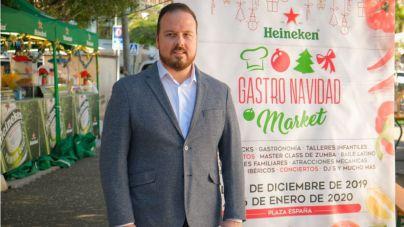 Santa Cruz de Tenerife inaugura este viernes su primer Gastro Navidad Market
