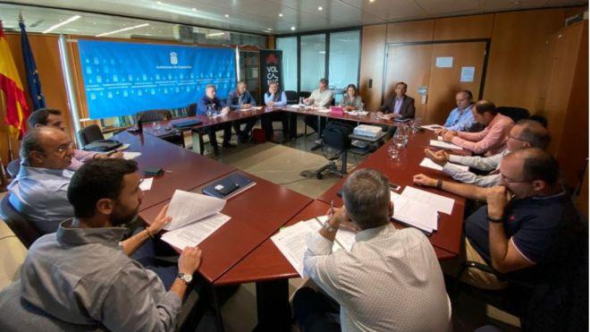 El Gobierno canario presenta su plan para paliar los efectos del Brexit en las ayudas al Posei