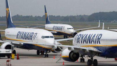 Los sindicatos demandan a Ryanair ante la Audiencia Nacional por el ERE