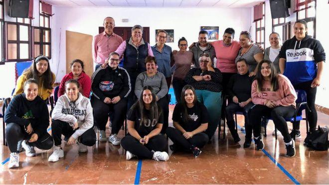 La lucha canaria en La Palma se convierte en escenario deportivo pionero de la formación en igualdad