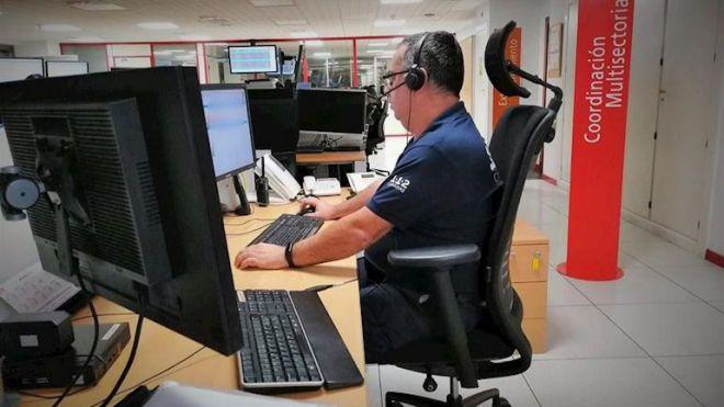El 112 Canarias aumentó su actividad un 60% durante la pasada Nochebuena y atendió 788 incidentes