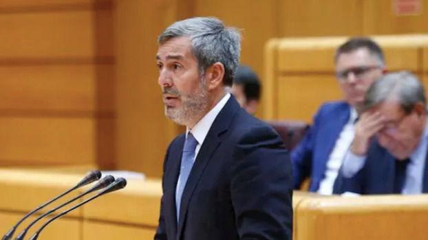 Clavijo pide la comparecencia urgente del Gobierno por el repunte de la inmigración en Canarias