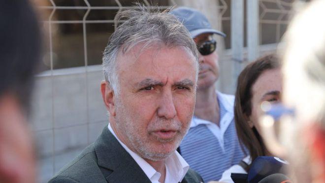 Ángel Víctor Torres reitera su apoyo a las corporaciones locales en su petición de poder invertir el superávit
