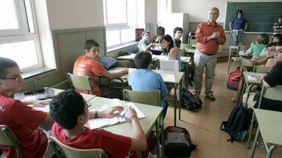 ANPE Canarias pide reducir las ratios alumno-profesor y mejorar las condiciones de los maestros