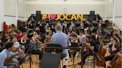 Comienza la gira de Año Nuevo de la Joven Orquesta de Canarias