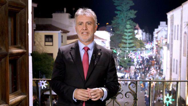 Ángel Víctor Torres pone en valor la madurez de la población para construir otra Canarias