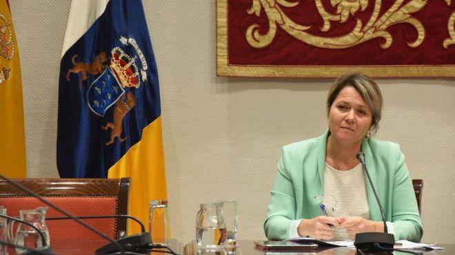 """Alicia Vanoostende: """"2020 será el punto de partida del Plan de Soberanía Alimentaria de Canarias"""""""