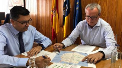 La Consejería y el Cabildo de Gran Canaria convocan la comisión de seguimiento para la GC-1