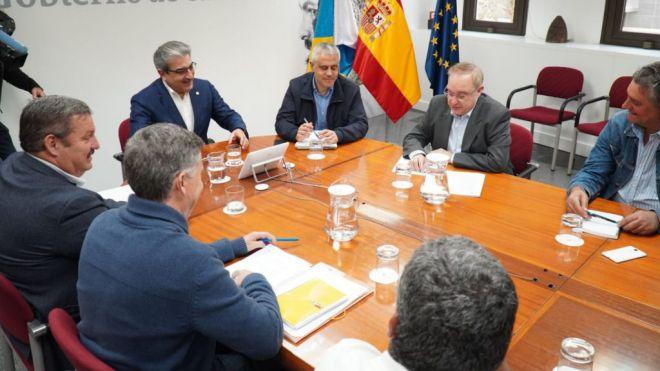 """Román Rodríguez: """"El Gobierno de Canarias está comprometido con la defensa del sector primario"""""""