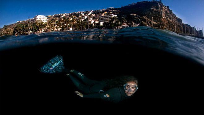 La Gomera premia a las mejores fotos de sus fondos en la nueva estrategia de promoción de turismo activo