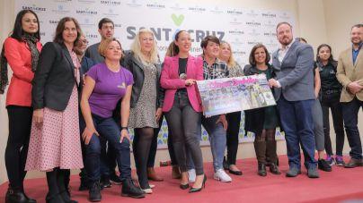 Santa Cruz entrega a 16 ONGS una recaudación histórica de cerca de 40.000 euros del acto de bienvenida a los Reyes Magos
