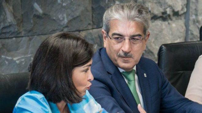 """Román Rodríguez: """"El nombramiento de Darias es una magnífica noticia para Canarias"""""""