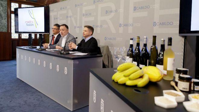 Tenerife realiza la apuesta más ambiciosa de la historia en Madrid Fusión 2020