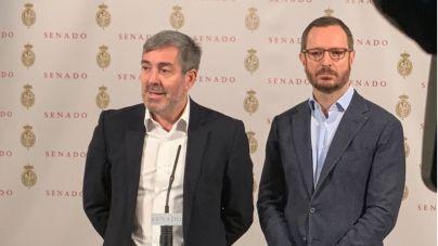Clavijo propone junto al PP una Comisión especial sobre el Brexit en la Cámara Alta