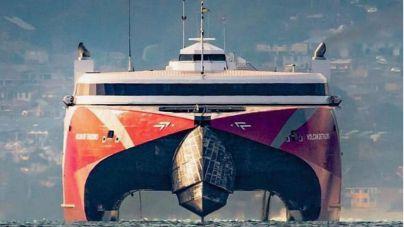 Premio internacional para el fast ferry más moderno del mundo