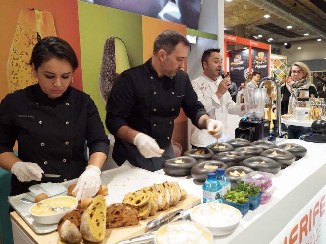 La cocina tradicional y de innovación ponen el broche de oro a la presencia de la isla de Tenerife en Madrid Fusión 2020