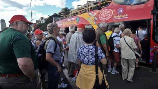 Canarias pierde 400.000 turistas