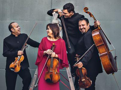 El cuarteto Ornati recala en los Conservatorios en sus conciertos de homenaje a Beethoven
