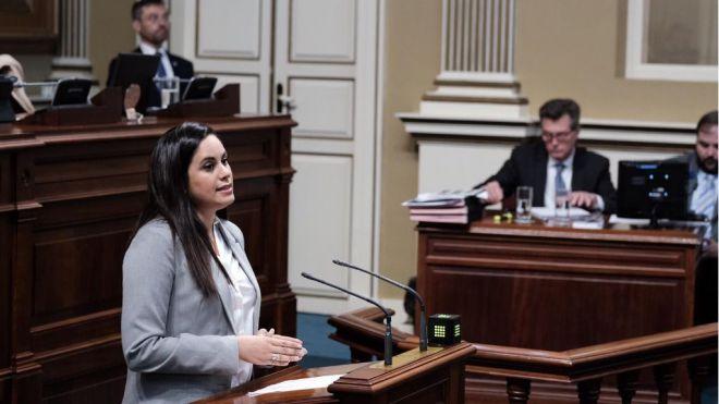 """""""La estructura del Gobierno de Canarias responde a intereses partidistas y supone un aumento del gasto público"""""""