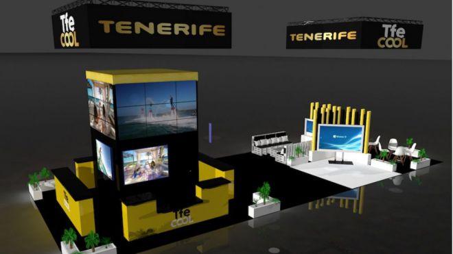 Tenerife centra su estrategia en Fitur en el turista joven que invierta más en ocio de calidad