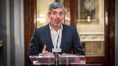 Clavijo lamenta que el PSOE vete una comisión sobre el Brexit pese a su impacto económico en Canarias