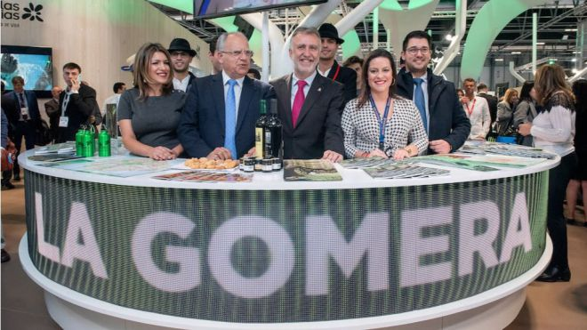 La Gomera presenta en FITUR su oferta como destino de excelencia en Turismo Activo