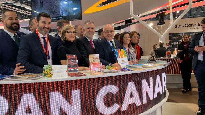 Gran Canaria cerrará el año con un fuerte incremento del turismo nacional