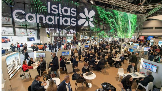 Yaiza Castilla confirma en Fitur el incremento de capacidad aérea entre Península y Canarias para el verano