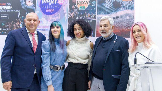 """Alejandro Sanz, la OST con Celso Albelo, el Jazz o el Festival """"Mujer.es"""", la oferta musical de Costa Adeje"""