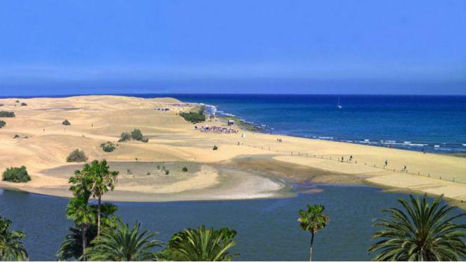 La semana de Fitur culmina con optimismo para Gran Canaria