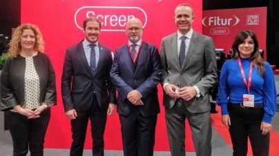 LPFC participa en Fitur Screen para conocer las estrategias de turismo cinematográfico