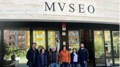 El Museo Arqueológico Benahoarita impulsará los estudios paleontológico en La Palma
