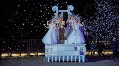 El Carnaval arranca oficialmente con un homenaje a 'Los coquetos años 50'