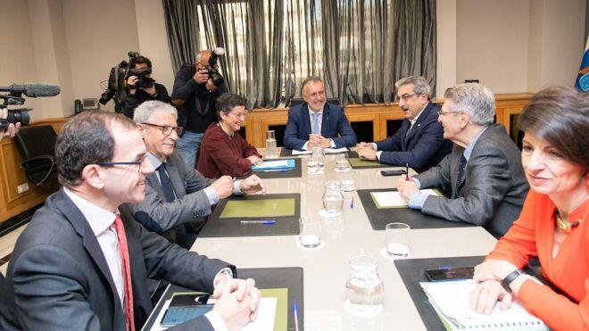 """""""Nunca habrá unilateralidad"""" en la delimitación de aguas territoriales entre Marruecos y Canarias"""