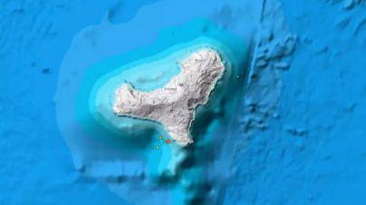 El Hierro registra cuatro terremotos en apenas media hora, uno de 3.3