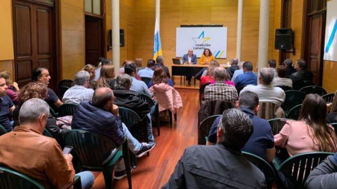 CC mantiene la multa de 1.000 euros a Ana Oramas y rechaza la apertura de expediente