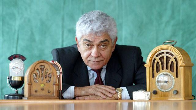 Entrega del premio 'Patricio Estévanez' a José Antonio Pardellas