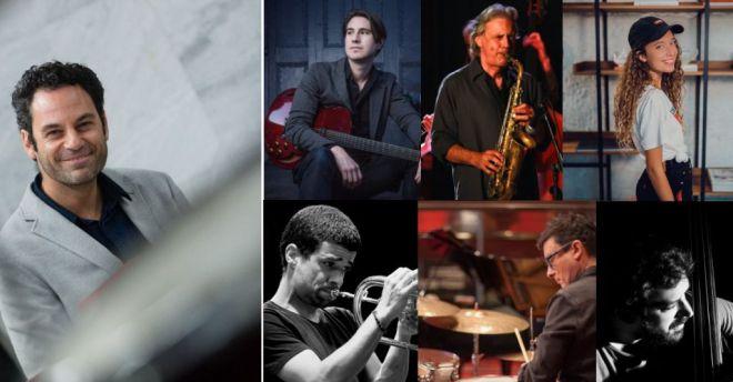 'En Paralelo' ofrece un concierto de jazz con el septeto de José Alberto Medina en Tenerife y Gran Canaria