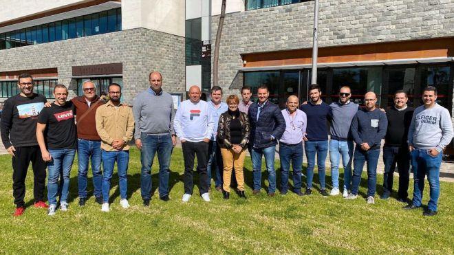 La comarca Sur reactiva la mesa técnico-política de Deporte