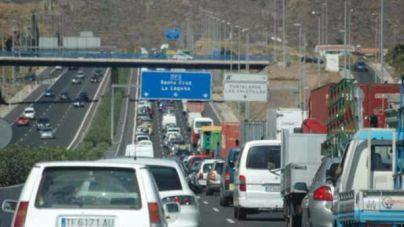 Santa Cruz de Tenerife, entre las ciudades más congestionadas de España