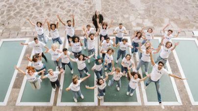 El Coro Juvenil de Auditorio de Tenerife participa en los Juegos Corales Mundiales de Bélgica