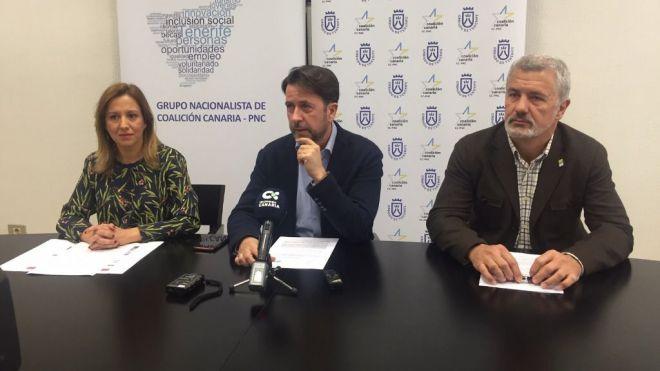 CC-PNC solicita que AENA construya la nueva terminal del Aeropuerto Tenerife Sur de manera urgente